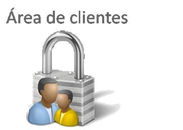 acceso área de clientes